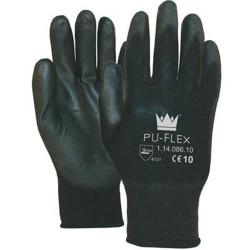 Handschoen PU-flex 10 11408610