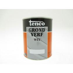 Tenco grondverf wit (750ml)