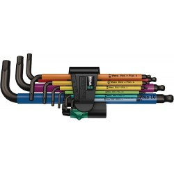 INBUSSL.SET 9DLG RAINBOW 73593