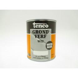 Tenco Grondverf wit waterbasis (750ml)