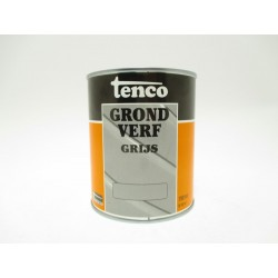 Tenco grondverf grijs (750ml)