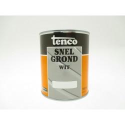 Tenco Snelgrondverf wit (750ml)