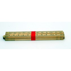 duimstok hout 1/2 mtr