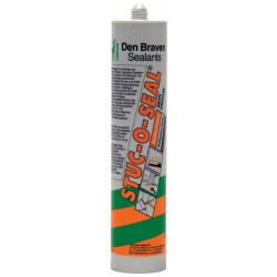 STUC-O-SEAL Den Braven Sealants wit