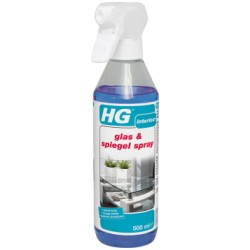 Glas & spiegel spray 500 ml HG 142050100