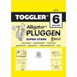 Alligatorplug  AF-6