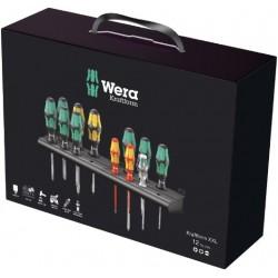 Zeer complete Wera schroevendraaierset Kraftform XXL 051010