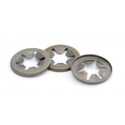 Starlock staal zonder kap 6mm