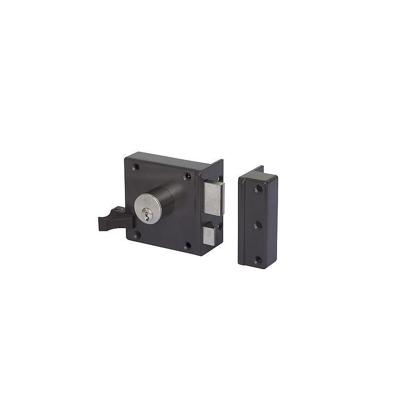 Opleg cilinderslot draairichting 1  1753-50 mm