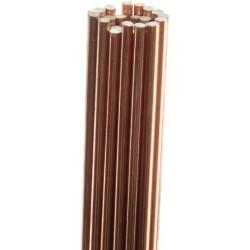 Bundel verkoperd lasdraad 5.0mm, 1meter, 25 stuks