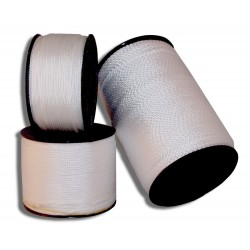 Nylon koord wit 1mm per meter