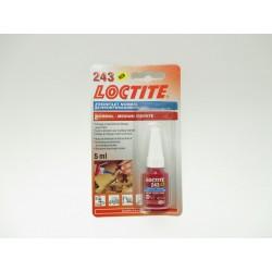 Loctite 243 schroefdraadborgmiddel (5grl)