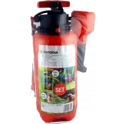 Drukspuit 5 liter + plantenspuit