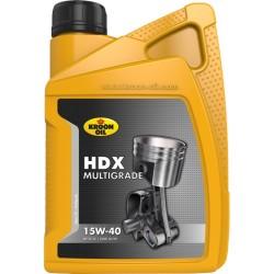 Motorolie HDX 15W-40 (00204)