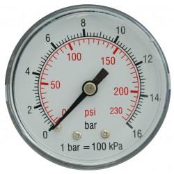 """manometer 1/4""""           25521"""