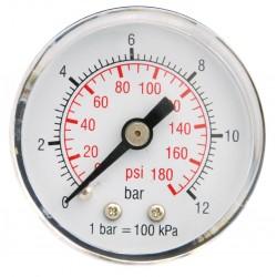 """manometer 1/8"""" 25520"""