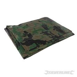 Dekkleed camouflage 2.4x3m 488443
