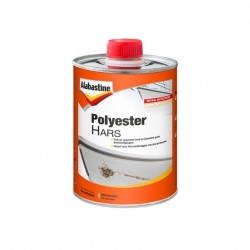Polyesterhars (500ml)