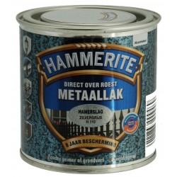 Hammerite zilvergrijs hamerslag (250ml)