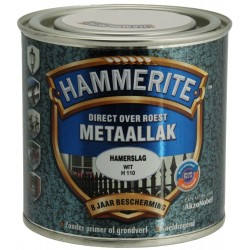 Hammerite wit (250ml)