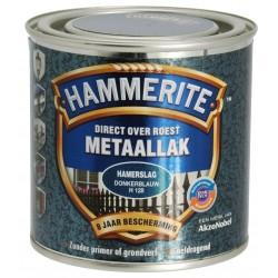 Hammerite donkerblauw hamerslag (250ml)