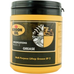 Multi Purpose Lithep Grease EP 600gr (34069)