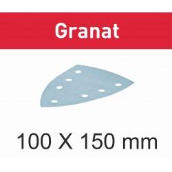 Vel schuurpapier voor de delta D 400 Festool schuurmachines 100x150