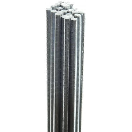 Bundel ijzerdraad verzinkt 1.2mm, 1 meter 1000stuks