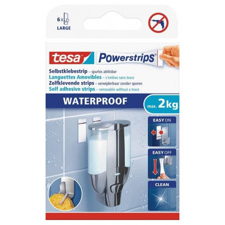 powerstrips waterproof strips large 59700