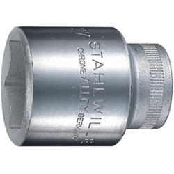 Dop nr.52 1/2 6-kant 9mm