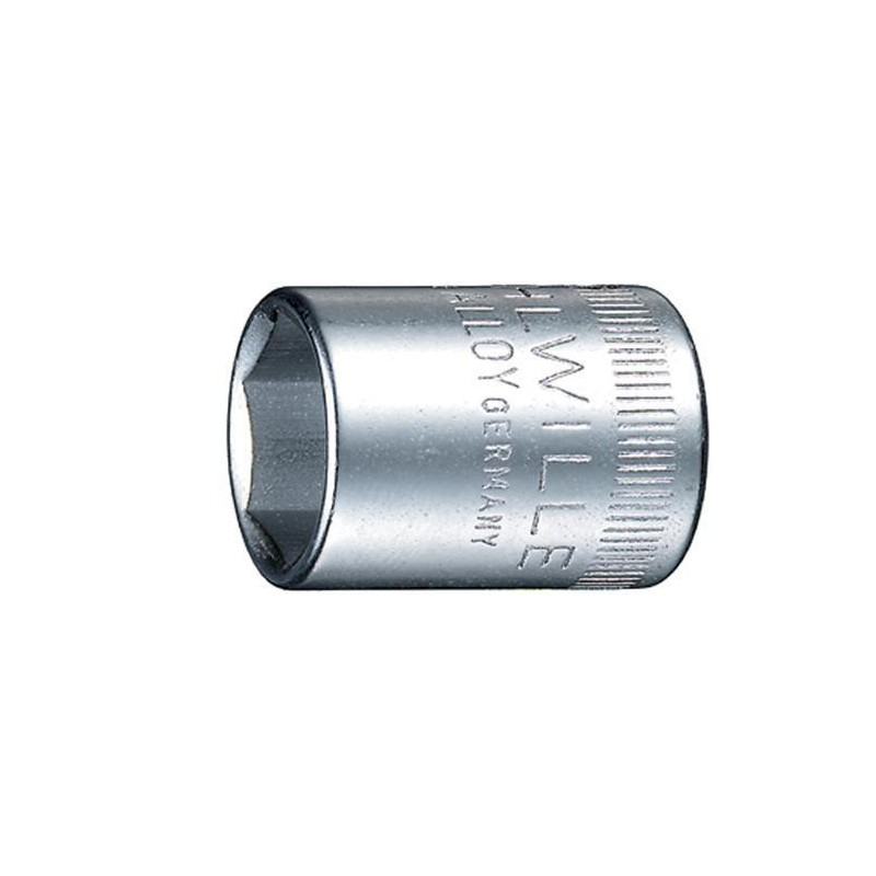 Dop nr.40 1/4 6-kant 13mm