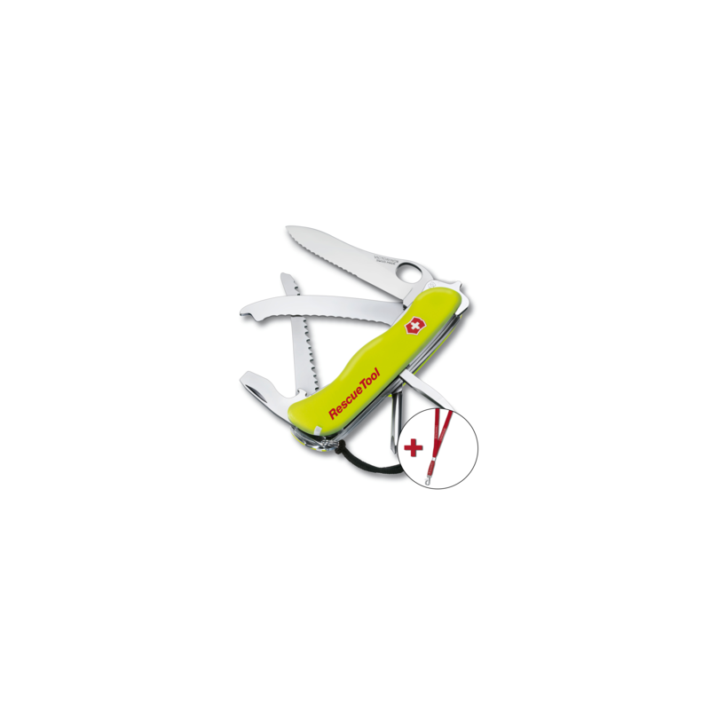 Rescueltool Victorinox 15Fnc. 0.8623.