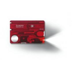 SwissCard Rood+Led  5V0.7300T