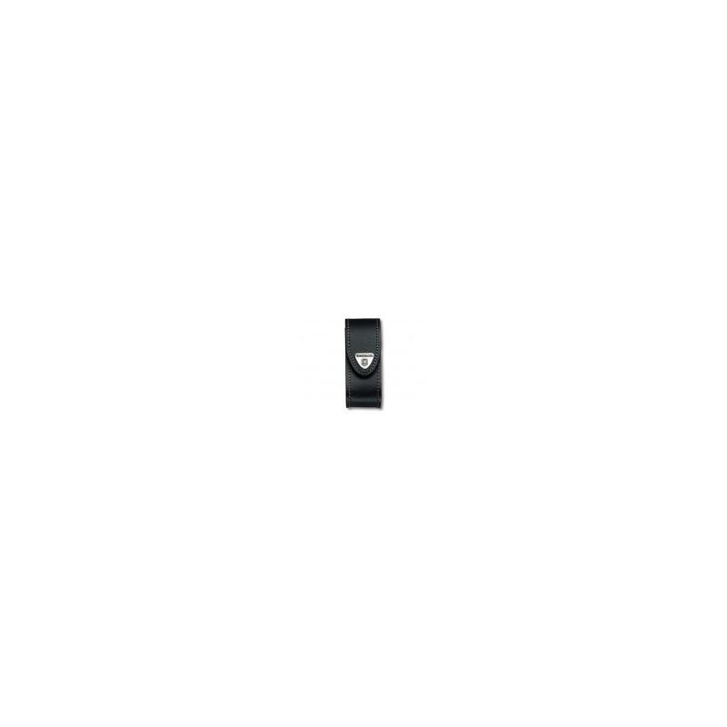 Zakmes Etui Zwart Leer 5.4.0520.3