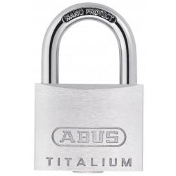 Hangslot Abus Titalium 20mm.