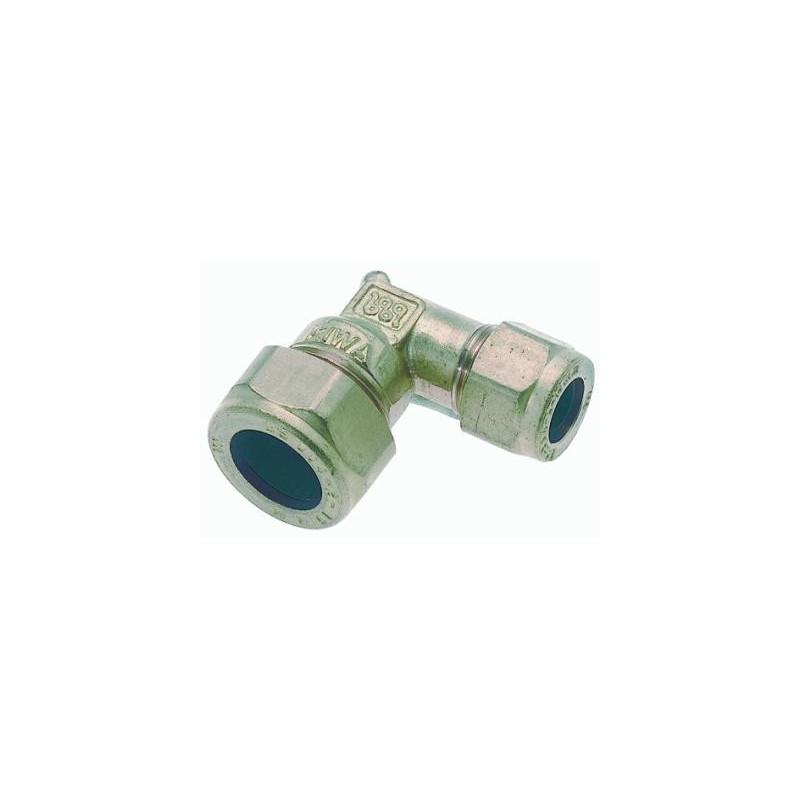 Knelkoppeling Haaks Ms 15X10 82461