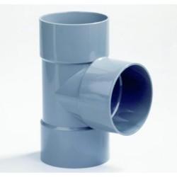 PVC T 90 Gr. 3 X Mof 40 mm.