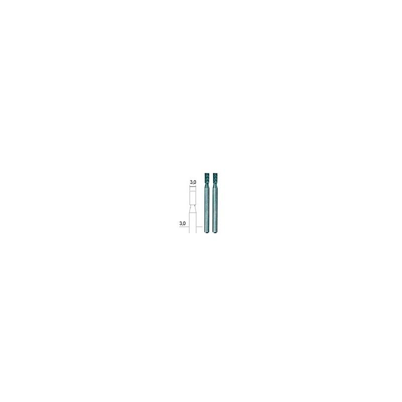 Cilinderfrees Ø 3 mm, 2 st. (28722)