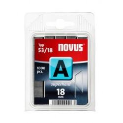 Nieten A53-18 mm 1000 st. 0420360