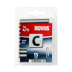 Nieten  C4-15 mm 1100 st. 0420390