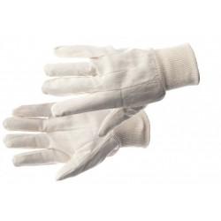 Werkhandschoenen katoen maat 10