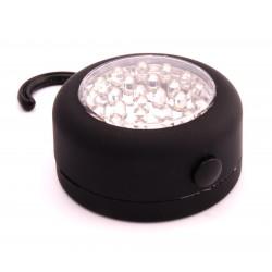 Rondo lamp met 24 leds