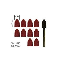 Mini-slijpkappen K80+150 28987