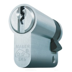 Halve cilinder 41HC1-S-NI 31/9