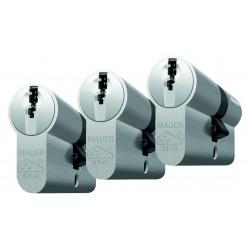 Cilinder 41DC1-DT1-NI-S2 Set van 2