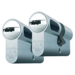 Cilinder 41DC1-NW4-NI  31/31 (set van 2)