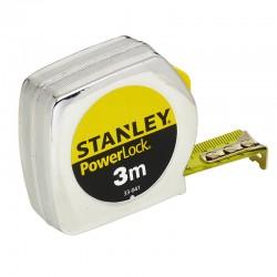 Rolmaat Powerlock 3 meter Stanley 33-218